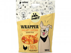 MR.BANDIT Wrapper Chicken Sticks - gardumi suņiem 500g