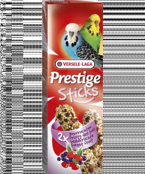 Prestige Sticks Budgies 2 x 30g