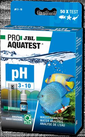 JBL PROAQUATEST pH 3.10-10.0