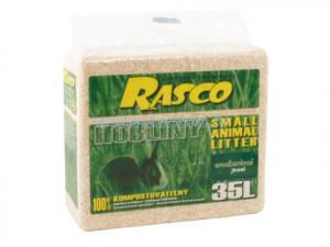 Rasco Wooden shavings 35L (2500g)