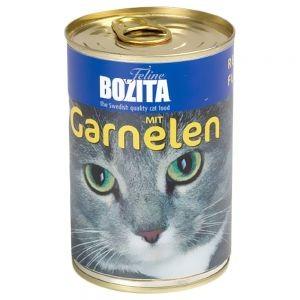 Bozita Feline Pate - konservi kaķiem 6 x 410g