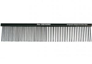 Show Tech Professional Greyhond Anti-static comb Ķemme ar teflona pārklājumu