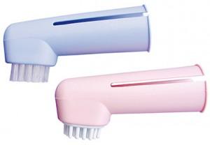 Show Tech Oral Hygiene Kit Zobu birstes dzīvniekiem 2gab.