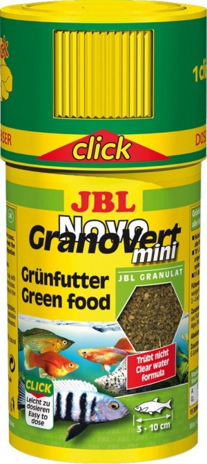 JBL NovoGranoVert mini Refill Click 100ml