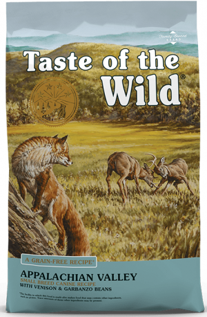 TOW Taste Of The Wild Appalachian Valley™ Small Breed Canine 2kg