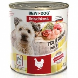 Bewi Dog rich in chicken 0.800 kg x 6