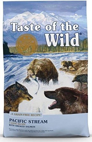 TOW Taste Of The Wild Pacific Stream Canine Dog Formula 12.2kg x 3