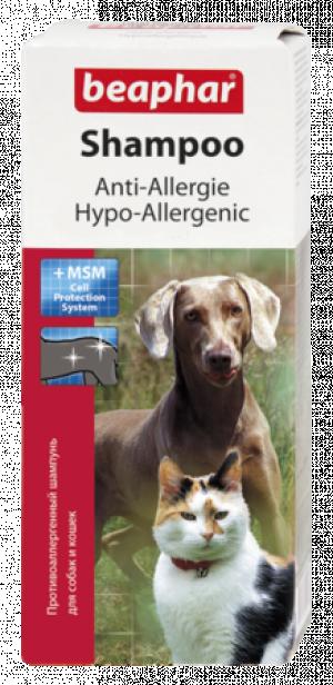 Beaphar Anti Allergic Shampoo for Dog&Cat 200ml