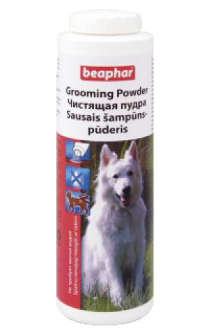 Beaphar Grooming powder for dogs - sausais šampūns suņiem 100g