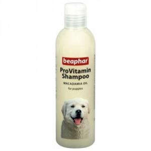 Beaphar Pro Vitamin Shampoo Macadamia Puppy - šampūns kucēniem 250ml