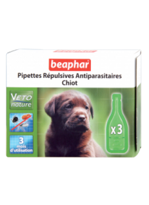 Beaphar BEA NEEM SPOT ON Puppy 3XF