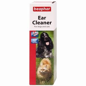 Beaphar Ear Cleaner antiseptiskais līdzeklis dzīvnieku ausu kopšanai 50 ml