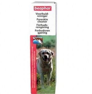 Beaphar Foreskin cleaner - suņu priekšādas tīrīšanai 100ml
