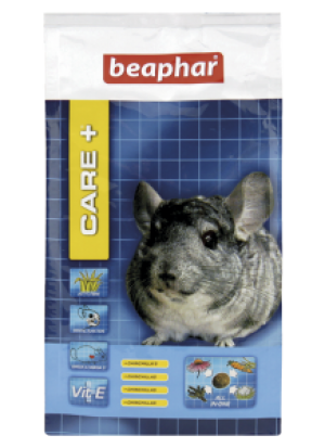Beaphar CARE+CHINCHILLA 250 gr