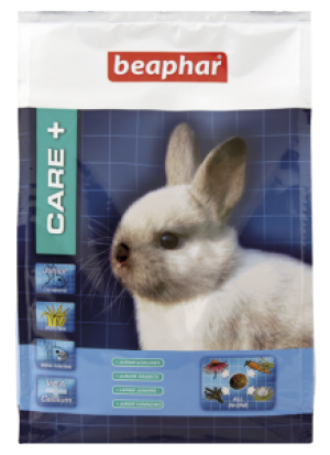 Beaphar CARE+RABBIT JUNIOR 1.5kg