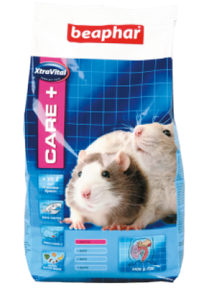 Beaphar CARE+RAT 250g
