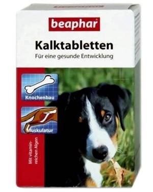 Beaphar Kalk Tablets (180 tab.)