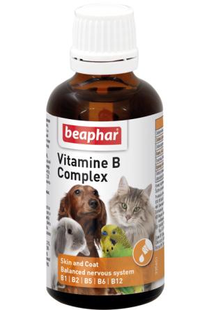 Beaphar Vitamin-B-Komplex 50ml