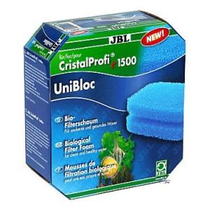 JBL UniBloc CristalProfi e1500,e1501 Sūklis priekš biofiltrācijas, ārējiem filtriem