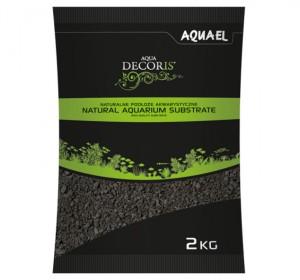 Aquael akvārija grunts (bazalta smiltis) 0.1-0.5 mm