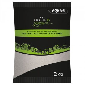 Aquael akvārija grunts (kvarca smiltis) 0.1-0.3 mm