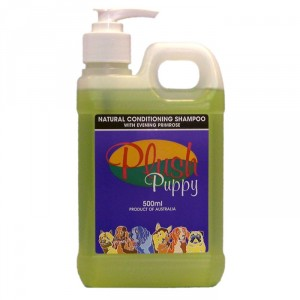 Plush Puppy NATURAL CONDITIONING SHAMPOO WITH EVENING PRIMROSE 5000 ml