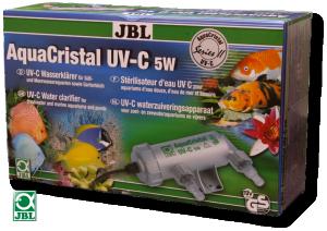 UV sterilizātors JBL AQUACRISTAL UV-C 5W SERIES-II