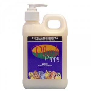 Plush Puppy DEEP CLEANSING SHAMPOO - attīrošs šampūns 5000ml