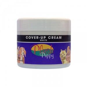 Plush Puppy COVER UP CREAM - balta bāze pūderim 100g