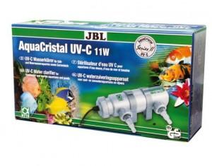 UV sterilizātors JBL AQUACRISTAL UV-C 11W SERIES-II