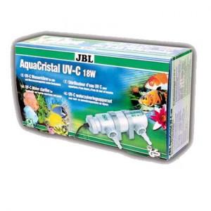 UV sterilizātors JBL AQUACRISTAL UV-C 18W SERIES-II