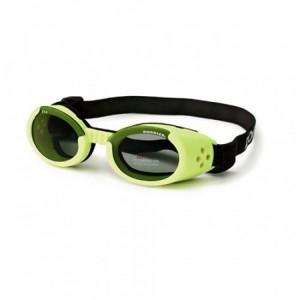 Doggles saulesbrilles suņiem dzeltenas XL 185mm