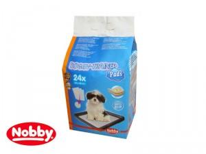 Nobby Doggy Trainer Absorbējoši paladziņi 24 gb