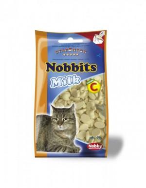 Nobby Starsnack Nobbits Milk 75g