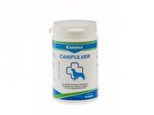 Canina Canipulver 350g - kalcijsaturošs preparāts pieaugušiem suņiem