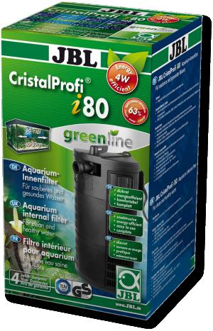 JBL CristalProfi i80 iekšējais akvārija filtrs 60 - 110 litriem