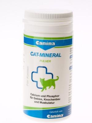 Canina Cat-Mineral Pulver 150gr - minerālpiedeva kaķiem