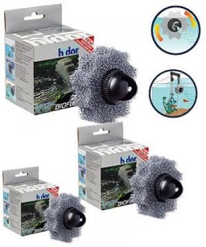 Hydor Filter Bioflo Aerobic Medium - Deflektors ar aerobo filtru