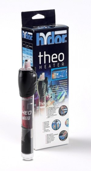 Hydor Heater THEO 25W - sildītājs akvārijiem