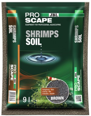 JBL ProScape ShrimpSoil Brown 9L