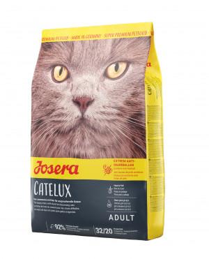 Josera Super Premium Catelux 2kg + bumbiņa DĀVANĀ!