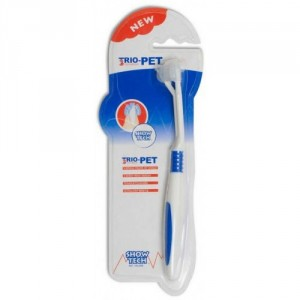 Show Tech Trio Pet Toothbrush – Trio Pet zobubirste