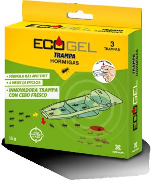 Ecogel Trampa ēsmas stacija pret skudrām 15g (3gb)