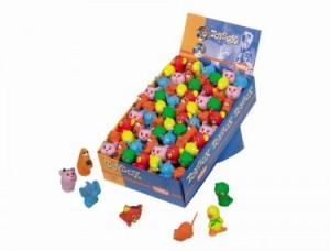 Nobby lateksa rotaļļieta zvēriņu miks