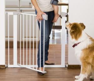 MUNCHKIN EASY CLOSE GATE iespiežamie drošības vārti - barjera 76 - 82 cm