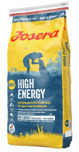 Josera High Energy 15kg + lidojošais šķīvītis DĀVANĀ!