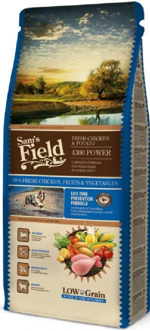 Sam's Field Fresh Chicken & Potato ADULT 4300 POWER 13 kg