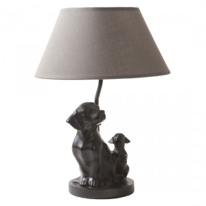Happy House Lamp Dog lampa ar suņiem
