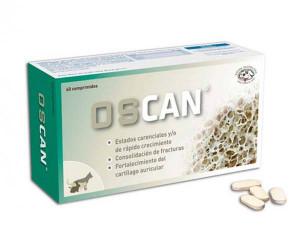 Oscan papildbarība suņiem un kaķiem ar kalciju, kolagēnu  N60