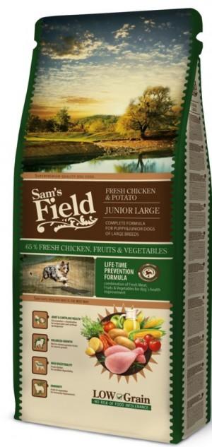 Sam's Field Fresh Chicken&Potato JUNIOR LARGE 13kg
